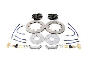 """ES#3612389 - BBKBMWE30sd - Front 4-Piston Big Brake Kit - *Scratch And Dent* - Featuring 2-piece 11.75"""" rotors. Give your BMW incredible stopping power! - UUC - BMW"""