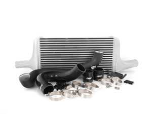 ES#3639384 - 023880ecs01akt1 -  Audi B9 S4 Luft-Technik Intercooler and Charge Pipe Kit - Full kit to upgrade your charge pipes and front mount intercooler - ECS - Audi