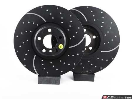 ES#3132206 - GD1813 - EBC Brakes GD Sport Dimpled and Slotted Rotors - EBC -