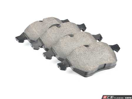ES#2609270 - 1J0698151M - Front Brake Pad Set - Restore the stopping power of your vehicle - Vaico - Audi Volkswagen