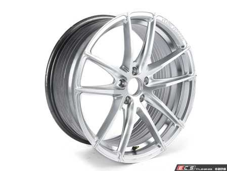 "ES#3639634 - 001-3sd12 - 19"" Tekniform Style 001 - Priced Each - *Scratch and Dent* - 19""x8.5"" ET45 5x112 - Hyper Silver *Please see description prior to ordering.* - ECS - Audi Volkswagen MINI"
