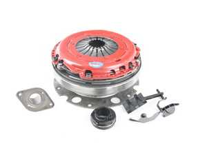ES#3569751 - K70614F-HD-O - Stage 2 Clutch Kit - Daily (With Dual Mass Flywheel)  - South Bend Dial Mass Flywheel with the South Bend Stage 2 clutch kit rated at 375ft/lbs - South Bend Clutch - Audi
