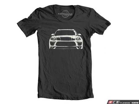 ES#2839535 - AP20MACXXL - Rendered Shirts Collection - Macan - XXL - Our shirts retain all the superior comfort and strength characteristic of these 60/40 Cotton/Poly blend T shirts. - Rennline - Porsche