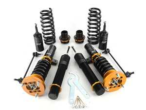 ES#3493604 - B005-C - ISC N1 Coilover Kit - Street Comfort - A high quality, performance coilover kit at a low cost. Offers a ride quality similar to stock suspension but at a lower ride height and with the adjustability features of the Street Sport and Track Race kits. - ISC Suspension - BMW