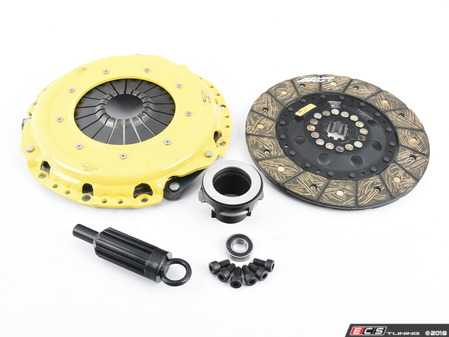 ES#3438036 - BM9-HDSD - Heavy Duty Rigid Street Performance Clutch Kit - Perfect for aggressive street and moderate racing demands. Conservatively rated up to 395 ft/lbs torque capacity. - ACT - BMW
