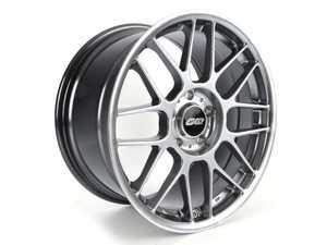 ES#3624713 - ARC81895ET58HBK  - Apex ARC 8 18x9.5 ET58 - Hyper Black  - APEX Wheels -