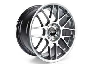 ES#3624712 - ARC81885ET45NHBK - Apex ARC 8 18x8.5 ET45 - Hyper Black  - APEX Wheels - BMW