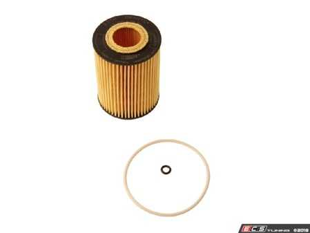 ES#3639992 - 6421800009 - Oil Filter Kit - Priced Each - Includes all needed o-rings for installation - Hengst - Mercedes Benz