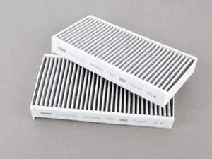 ES#3016577 - 64116823725 - Cabin Filter / Fresh Air Filter - Purifies the air coming into the cabin - Genuine BMW - BMW