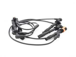 ES#3209895 - 034998031 - Ignition Wire Set - Keep your ignition in prime shape and all cylinders firing! - Karlyn - Audi