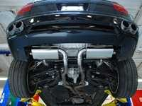 ES#3626586 - FSPOR955TMAX - Maxflo Performance Exhaust - NO Tips - A Perfect Balance for your Cayenne S & Turbo - Throatier exhaust note - Increased Power - Weight savings over stock unit - Fabspeed - Porsche
