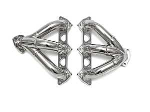ES#3627100 - FSPOR996TSHDR - Fabspeed Sport Headers - Allow those turbos to hit full potential - Fabspeed - Porsche