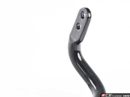 ES#3619744 - 034-402-1015 - 24mm Solid Rear Sway Bar Upgrade - Adjustable - 2-way adjustable solid performance bar - drastically reduce body roll and understeer without sacrificing ride quality! - 034Motorsport - Audi
