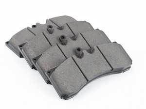 ES#3470611 - 308.12470 - Posi Quiet Ceramic Brake Pads - For ST-60 6 piston calipers - Centric - Audi