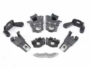 ES#2734787 - 63117383206 - Set Of Mounts for Headlights  - Repair kit for the headlights - Genuine MINI - MINI