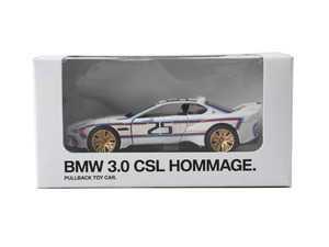ES#3647000 - 80422413805csl - BMW Minuter pullback car - 3.0 CSL Homage  - 1:48 Scale pullback model - Genuine BMW - BMW