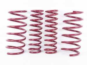 ES#3646857 - 951026 - Vogtland Sport Lowering Spring Kit  - Drop: 1.6in F / 0.8in R (40mm F / 20mm R) Lowering Amount (in): 1.6F / 0.8R - VOGTLAND - BMW
