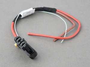ES#3494699 - 61118716086 - HVAC Blower Motor Regulator Repair Harness - Genuine BMW - BMW
