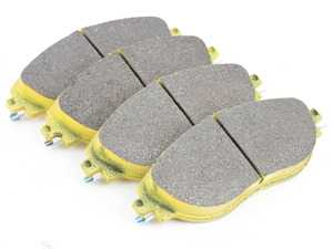 ES#3604015 - S8201R29001 - RSL29 Yellow Endurance Racing Brake Pads - Front - Popular street and endurance racing pad. Same friction material used in several European racing series. - Pagid Racing - Audi Volkswagen