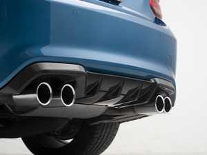 ES#3437636 - 024936ECS014 - MP Style Carbon Fiber Rear Diffuser  - A carbon diffuser will set your F87 apart from the rest - ECS - BMW