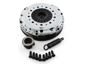 ES#3622232 - 03CM3-HD00-SK - Stage 1 Clutch And Flywheel Kit - FX100 - Upgraded clutch plate with organic disc and light weight steel flywheel - Clutch Masters - BMW