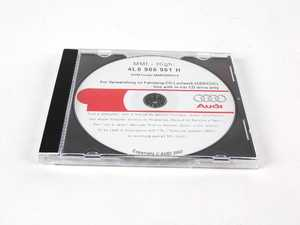 ES#397930 - 4L0906961H - 2008 Update CD For Audi MMI System - Give your vehicle the newest software update from Audi - Genuine Volkswagen Audi - Audi
