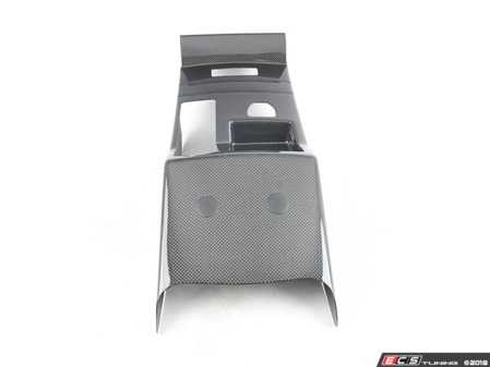 ES#3469616 - 0133CD006 - Carbon fiber CSL style console - This lightweight carbon fiber center console is the finishing touch for your interior! - Karbonius Composites - BMW