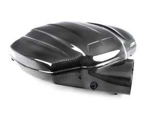 ES#3613140 - E92AD001 - Carbon Fiber Intake System - ///M3 Badge - Complete Carbon fiber intake plenum and intake elbow - Karbonius Composites - BMW