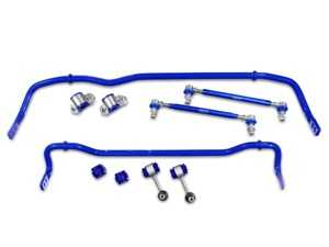 ES#3647430 - RCVAG033KIT - Roll Control Performance Sway Bar Upgrade Kit - Includes adjustable 24mm front and 22mm rear sway bars with performance end links - SuperPro - Audi Volkswagen