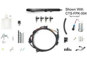 ES#3612248 - CTS-FPK-005 - EA888 Gen3 Port Injection Kit - Without Fuel Pump Kit - This is the complete port injection (MPI) fueling kit for MQB vehicles - Get the most out of your big-turbo MQB setup! (With 980cc injectors) - CTS - Audi Volkswagen