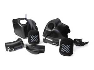 ES#3647532 - PXV1-35 - Pipercross V1 By ARMA Carbon Fiber Intake System - Matte - Completely transform your engine bay while increasing performance and sound featuring a Pipercross Foam Filter - ARMA - BMW