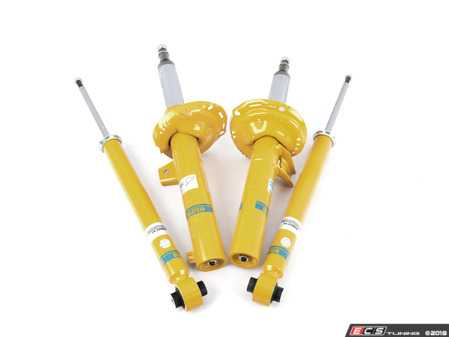 ES#3420310 - 35-229919KT1 - B8 Performance Plus Shocks & Struts Set  - Sport tuned shocks for your performance suspension - Bilstein - Volkswagen