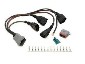 ES#3647595 - 034-701-0004 - Coil Pack Repair Harness  - Cure misfires by replacing your brittle, heat-hardened, and cracking factory harness - 034Motorsport - Audi Volkswagen