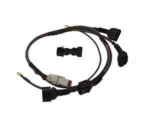 ES#3647598 - 034-701-0010 - Coil Pack Repair Harness For Coil Conversion & ICM Delete  - Eliminate the troublesome factory Ignition Control Module (ICM) and upgrade to more affordable and reliable 2.0T FSI coil packs - 034Motorsport - Audi