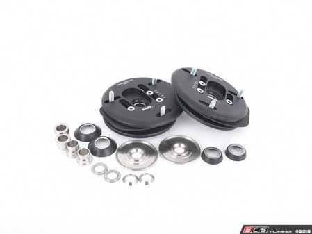 ES#3618897 - 003407TMSKT1 - Turner Adjustable Camber Plate Kit - Hybrid - Adjust camber and caster without removing your struts! - Turner Motorsport - BMW