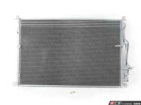 ES#3447636 - 4E0260403Q - AC Condenser - Complete new unit - Nissens - Audi