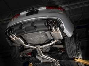 Audi B8/8.5 S5 Valved Cat-Back Exhaust - Non Resonated