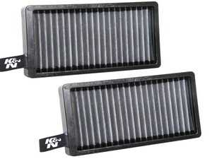 ES#3647779 - VF2060 - Cabin Filter / Fresh Air Filter - Washable - Cleans the air in your MINI HVAC and reusable! - K&N - MINI