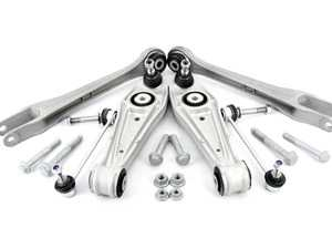 ES#3647149 - 996341053171KT - OE Front Control Arm Kit - Comprehensive kit to restore the performance of your vehicle - Assembled By ECS - Porsche