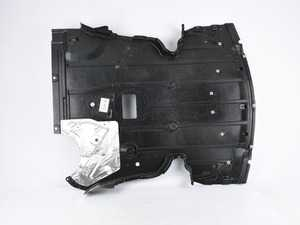 ES#3647864 - 51758040111sd - Belly Pan - *Scratch And Dent* - Splash shield protecting the engine from dirt and debris in vehicles with M-Sport front bumper - Genuine BMW - BMW