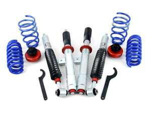 ES#3240891 - 841500000441 - Sachs Performance Coilover Kit - Height and dampening adjustable to keep you planted through the corners! - SACHS Performance - BMW