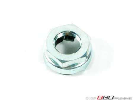 ES#10368 - 1J0035437 - Securing Nut - Priced Each - Install new hardware with your new parts. M14x.75 - Genuine Volkswagen Audi - Audi Volkswagen