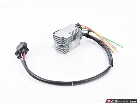 ES#3647863 - 8E0959501AGsd - Radiator Fan Control Module (600W) - *Scratch And Dent* - *Please see description prior to ordering* Keep your cooling system operating properly - Genuine Volkswagen Audi - Audi