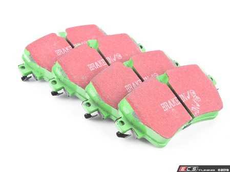 ES#3132092 - DP22227 - EBC Greenstuff Sport Brake Pads Set - Upgrade to EBC pads in your MINI - EBC - MINI