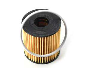 ES#3624406 - 11427622446 - MINI Cooper Engine Oil Filter Kit W/ O-Ring E44H D110 - Quality replacement oil filter to ensure your oil stays contaminant free : Gen 2 MINIs - Hengst - MINI