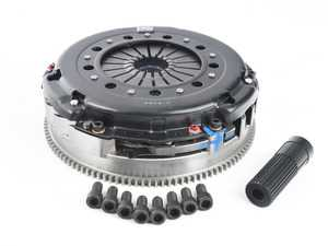 ES#3617847 - MS-006-074 - Stage 3 Performance Twin Disc Clutch Kit - Single Mass Flywheel - Designed to hold 100 to 200% more torque capacity to the wheels. Good for 740 ft./lbs. of torque to the wheels. - DKM - BMW