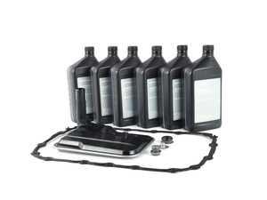 BMW Z4 3 0Si N52 3 0L Transmission Service & Maintenance