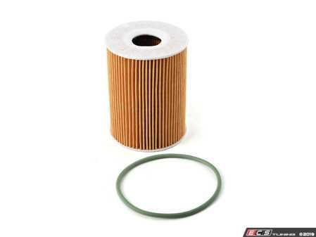 ES#3646985 - 948107222001 - Oil Filter Element - Priced Each - Fabric element insert with seal - Hengst - Porsche
