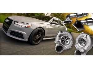 ES#3659049 - hpa-rs7-tuneKT1 -  HPA 4.0T RS7 Performance Program - Complete kit includes HPA RS7 Turbo Cartridge Upgrade, HPA S6/S7 Downpipes, HPA Stage 2+ RS7 Tune, and HPA OnePort Flashing Dongle - HPA Motorsports - Audi