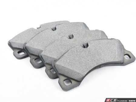 ES#3610479 - 971698151E - Front Brake Pad Set  - Restore stopping ability - Bosch - Volkswagen Porsche